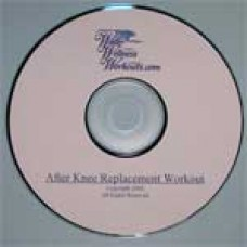 After Knee Replacement COMPUTER CD-ROM