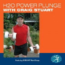 H2O Power Plunge DVD with Craig Stuart (DVD only)